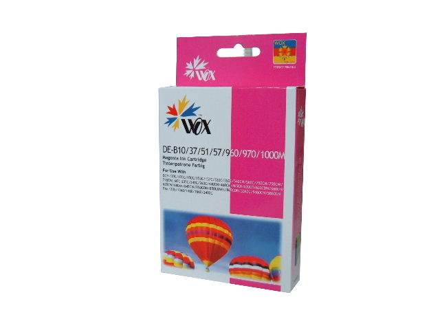 Compatible Brother LC37M (Magenta) ink cartridge