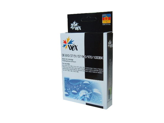 Compatible Brother LC37BK (Black) ink cartridge