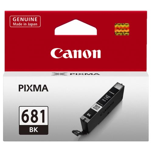 Genuine Canon CLI681 Black Ink Cartridge