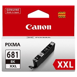 Genuine Canon CLI681XXL Black Ink Cartridge