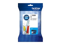 Genuine Brother LC3339C (Cyan) ink cartridge