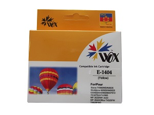 Compatible Epson 140 Yellow Extra High Capacity ink cartridge
