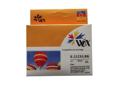 Compatible Epson 212XL Black Ink Cartridge