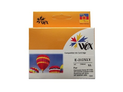 Compatible Epson 212XL Yellow Ink Cartridge