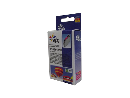 Compatible HP564XL Magenta High Capacity ink cartridge