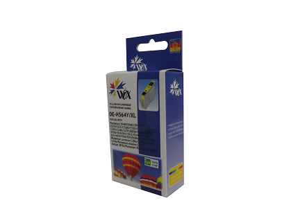 Compatible HP564XL Yellow High Capacity ink cartridge