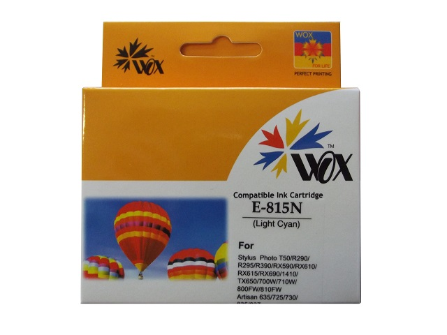 Compatible Epson 81N Light Cyan ink cartridge