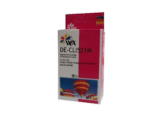 Compatible Canon CLI521M (Magenta) ink cartridge