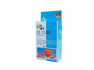 Compatible Canon CLI8C (Cyan) ink cartridge