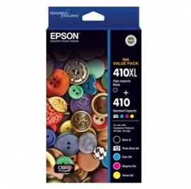 Genuine Epson 410 Ink Value Pack