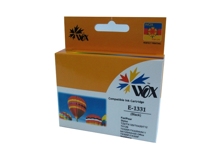 Compatible Epson 133 Black ink cartridge