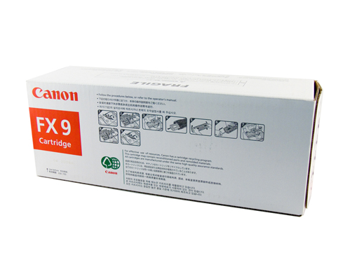 Genuine Canon FX9 Fax Toner cartridge