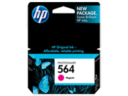 Genuine HP564 Magenta ink cartridge (CB319WA)