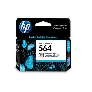Genuine HP564 Photo Black ink cartridge (CB317WA)