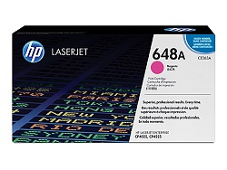 Genuine HP CE263A Magenta toner cartridge (648A)