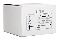 Compatible Dymo LW D11354 Labels