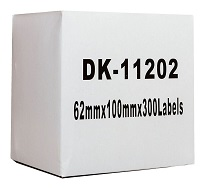 Compatible Brother DK11202 Shipping Labels