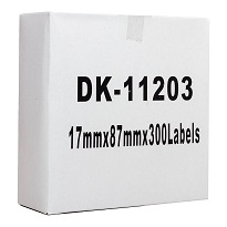 Compatible Brother DK11203 Multi-Purpose Address Labels