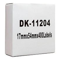 Compatible Brother DK11204 Multi-Purpose Address Labels
