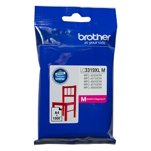 Genuine Brother LC3319XL Magenta Ink Cartridge