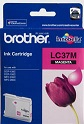 Genuine Brother LC37M (Magenta) ink cartridge