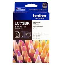 Genuine Brother LC73BK (Black) ink cartridge