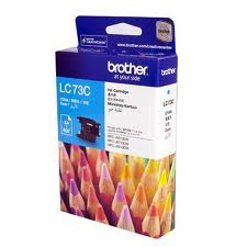 Genuine Brother LC73C (Cyan) ink cartridge