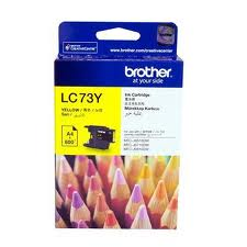 Genuine Brother LC73Y (Yellow) ink cartridge