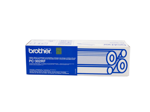 Genuine Brother PC302RF Refill Rolls