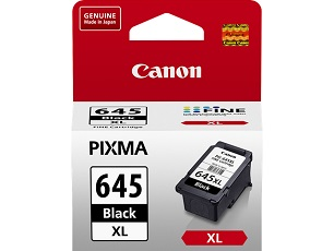 Genuine Canon PG645XL Black ink cartridge