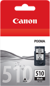 Genuine Canon PG510 Black ink cartridge