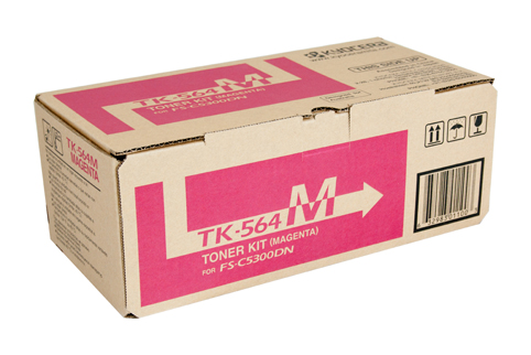 Genuine Kyocera TK564 Magenta toner Cartridge
