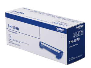 Genuine Brother TN1070 Black Toner Cartridge