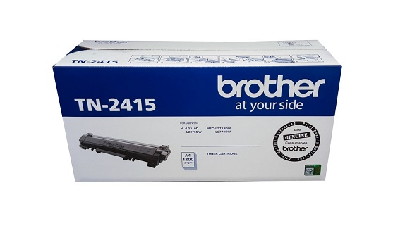 Genuine Brother TN2415 Black Toner