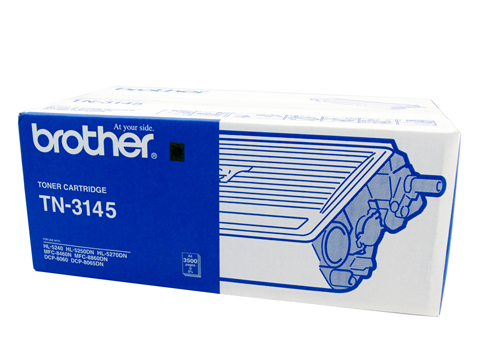 Genuine Brother TN3145 Black toner cartridge