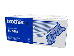 Genuine Brother TN3185 Black toner cartridge