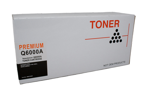 Remanufactured Canon CART307 Black Toner cartridge
