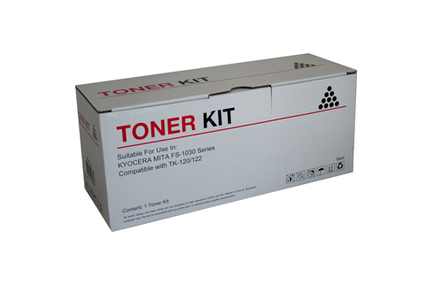 Compatible Kyocera TK-120 toner cartridge