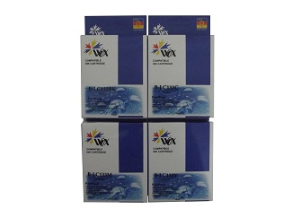 Compatible Brother LC131XL/LC133 ink cartridges 8 Pack (2BK/2C/2M/2Y)