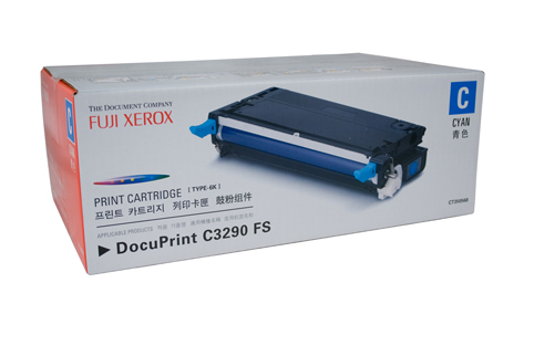Genuine FX CT350568 Cyan Toner cartridge