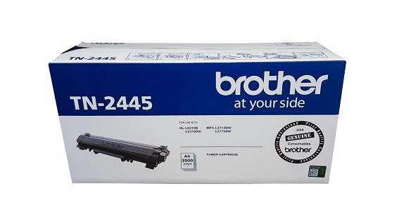 Genuine Brother TN2445 Black Toner