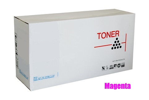 Remanufactured HP CE263A Magenta toner cartridge (648A)